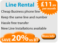 Cheap Business Phone Line Rental