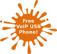 Click here for details of our FREE USB VoIP phone offer